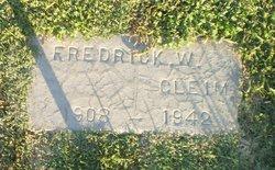 Frederick Gleim