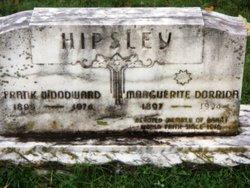 Marguerite Dorrida Hipsley