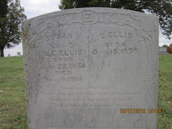 Susan Jane <I>Rogers</I> Ellis