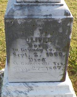 James Thomas Oliver