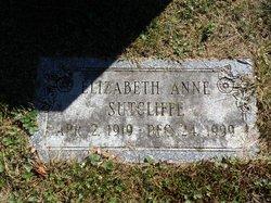 Elizabeth Anne Sutcliffe