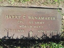 Harry C. Wanamaker
