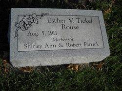 Esther Viola <I>Tickel</I> Rouse