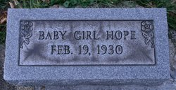 Baby Girl Hope
