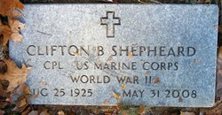 Clifton Bernice Shepheard