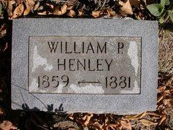 William P Henley
