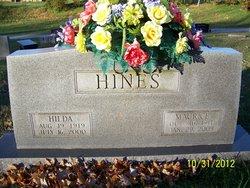 Hilda Mae <I>Melton</I> Hines