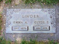 Emma Alta <I>Rexroat</I> Linder