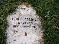 Ethel Dorrida Davison