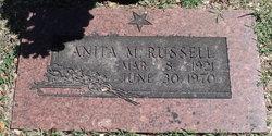 Anita M. Russell