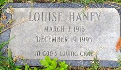 Louise Haney