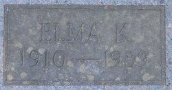 Elma Kathleen <I>Mahan</I> Mauldin