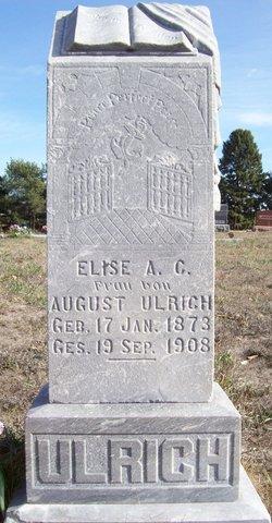Elise A. C. Ulrich
