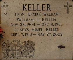 Gladys <I>Himel</I> Keller