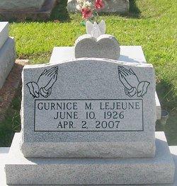 Gurnice M. LeJeune