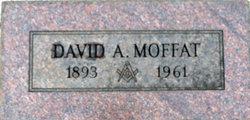 David A Moffat