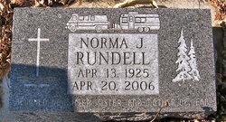 Norma J Rundell