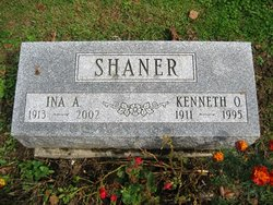 Kenneth Owen Shaner