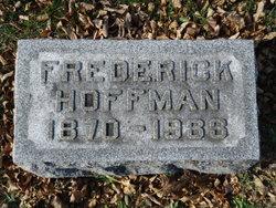 Frederick Hoffman