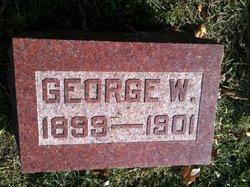 George W Woodcock
