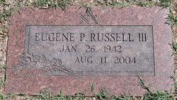 """Eugene Parker """"Sonny"""" Russell, III"""