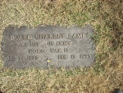 Duard Charley Lamb