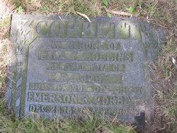 Emerson Randolph Corbett