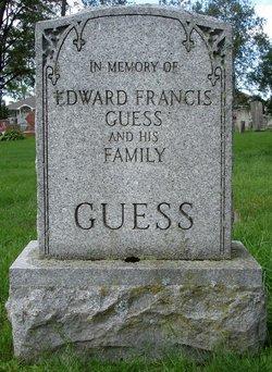Edward Francis Guess