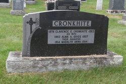 Clarence E. Cronkhite