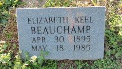 Elizabeth Keel Beauchamp