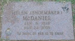 Helen <I>George</I> McDaniel