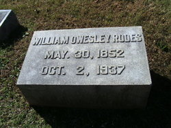 William Owsley Rodes