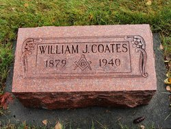 William J Coates