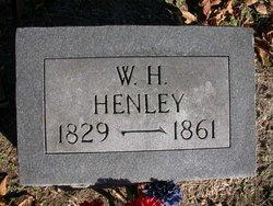 W H Henley