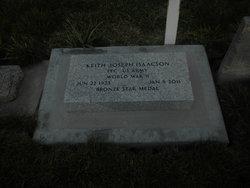 Keith Joseph Isaason