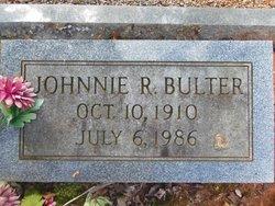 Johnnie R Bulter