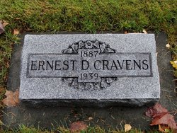 Ernest D Cravens