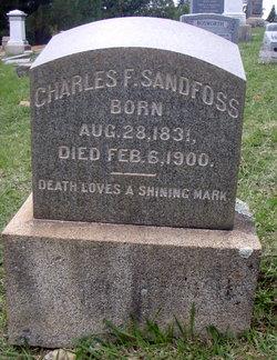 Charles F Sandfoss