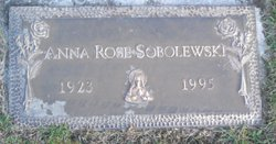 Anna Rose Sobolewski