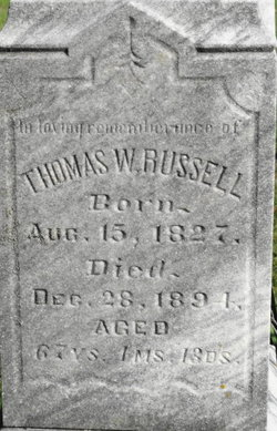 Thomas W Russell
