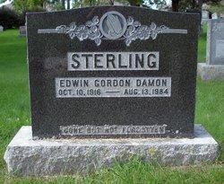 """Edwin Gordon Damon """"Gordon"""" Sterling"""