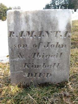 Ramanta Kimball