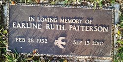 Earline Ruth <I>Hebert</I> Patterson