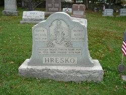 Mary <I>Yurko</I> Hresko