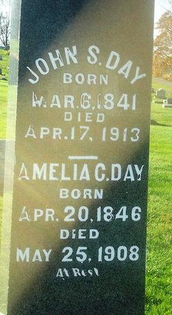 "Amelia C ""Millie"" <I>Rogers</I> Day"