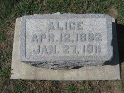 Alice E Olson