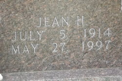 Jean H. Maxwell
