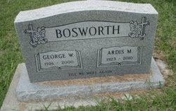 Ardis Maxine <I>Thorsland</I> Bosworth