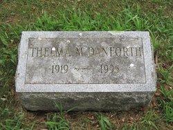 Thelma M <I>Sweet</I> Danforth
