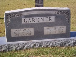 Sallie Johnson Gardner